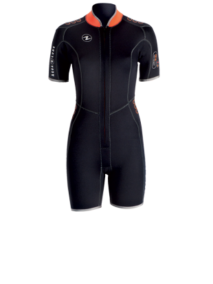 Neoprenski šorti DIVE WOMAN 4mm
