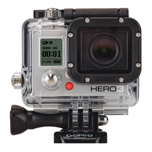 GOPRO Hero3 White Edition